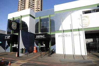 Caso foi registrado na Depac Centro nesta terça-feira (15). (Foto: Arquivo/Paulo Francis)