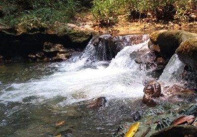 Foto destaque: Paola Victória (cachoeira em Bodoquena)
